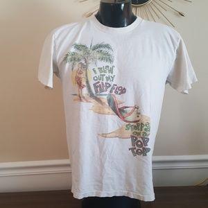 Vtg. Jimmy Buffet concert shirt